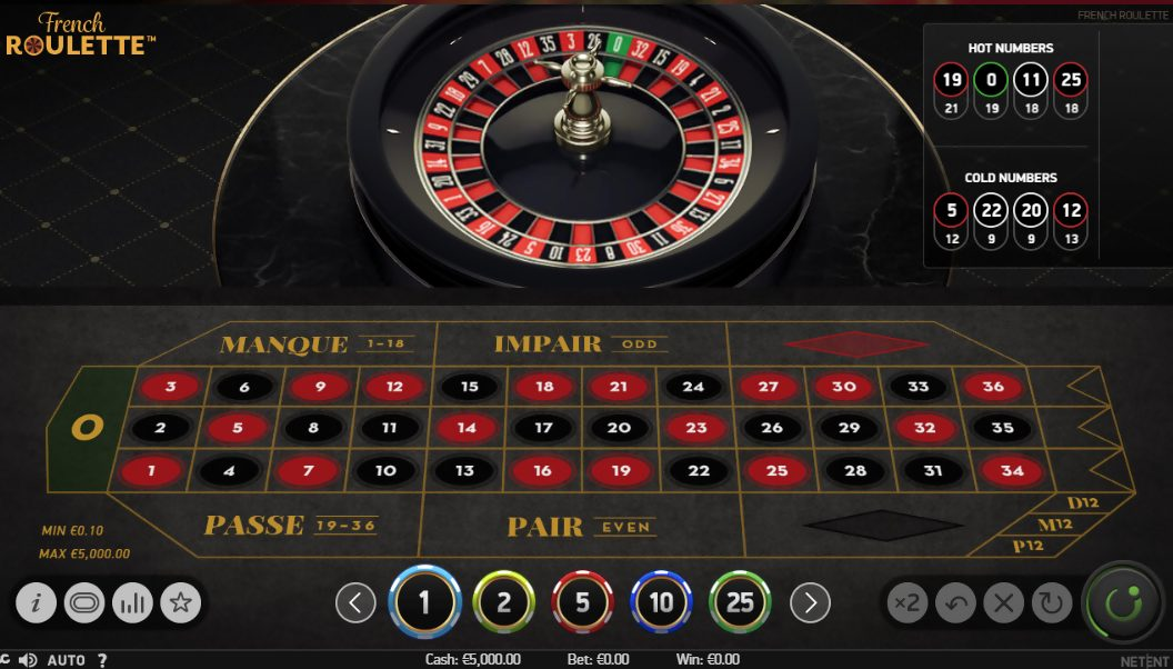 best-french-roulette-table