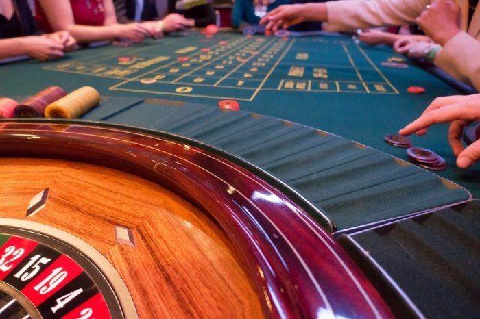 How Does Online Roulette Work?