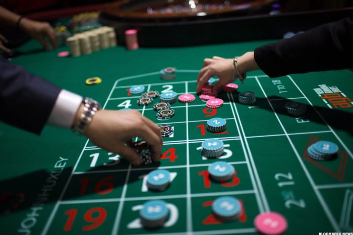 Why is the UK The Centre for Gambling?