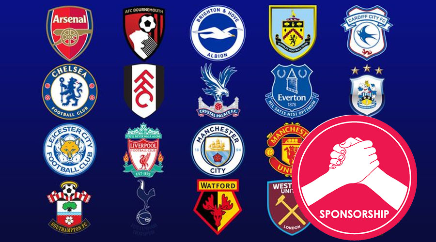 Half of Premier League clubs will have gambling sponsors next season