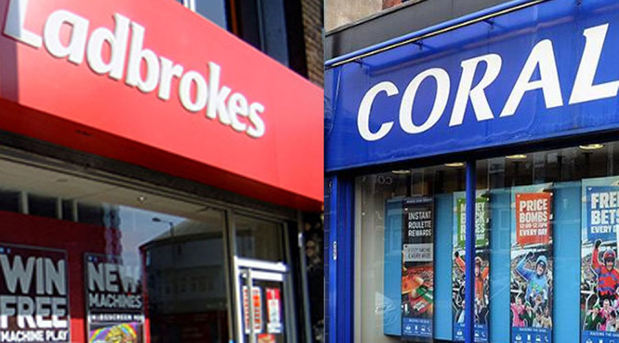 Ladbrokes Coral faces £5.9m penalty fine
