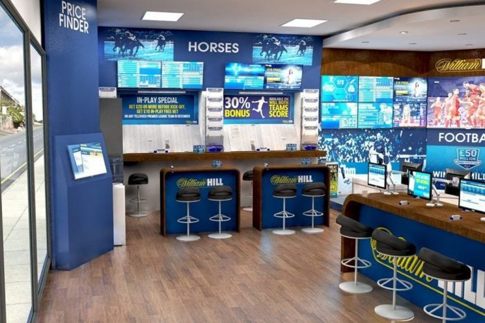 William Hill closes 700 shops but up to 3,000 betting shops could follow