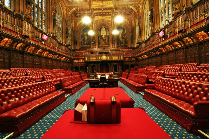Lords Committee Calls For Evidence for UK Gambling Study