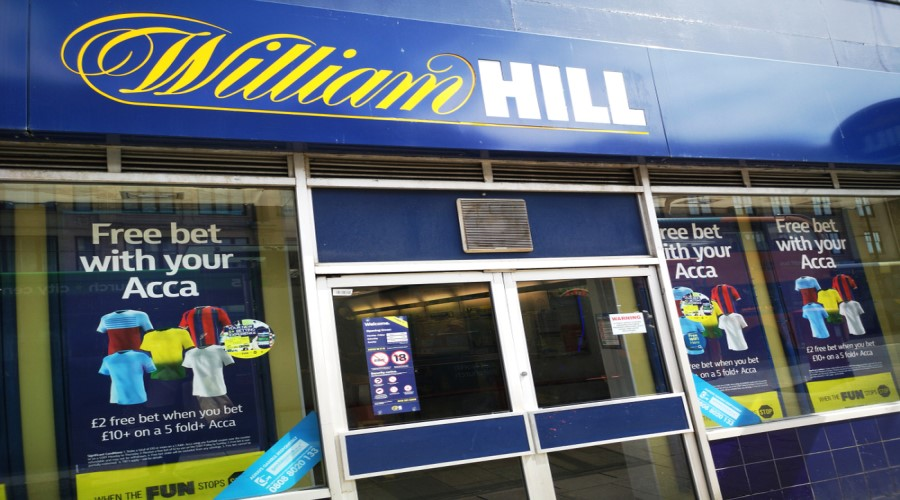 William Hill to merge online and retail departments