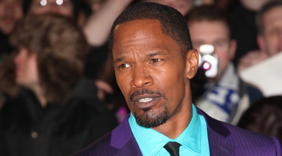 Jamie Foxx is the new face of BetMGM's The King of Sportbooks