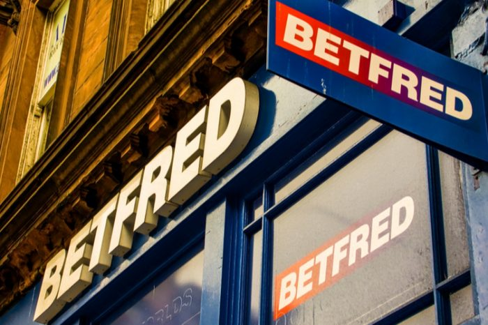 UK gambler sues Betfred for £1.7 million