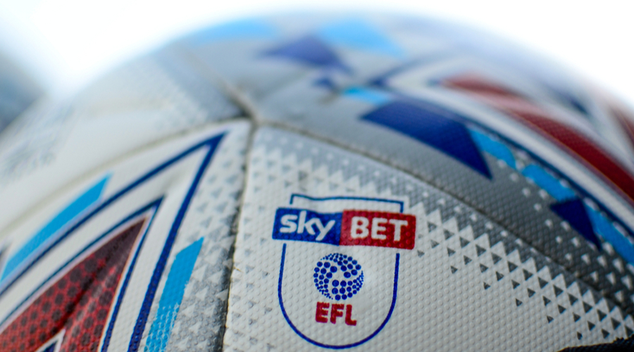 EFL stands with gambling sector sponsorships