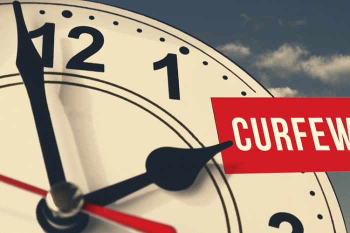 UK 10pm curfew's impact on hospitality an gaming industry